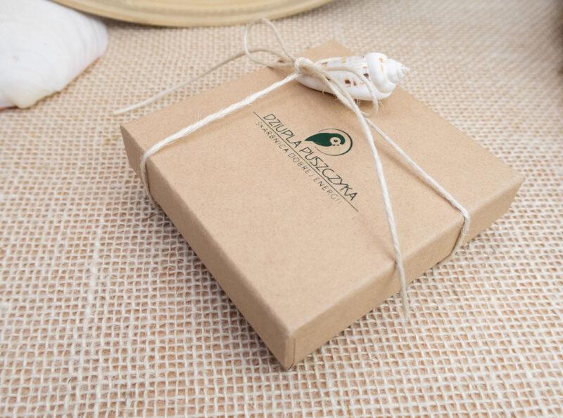 ekologiczne opakowanie prezentowe biżuteria
