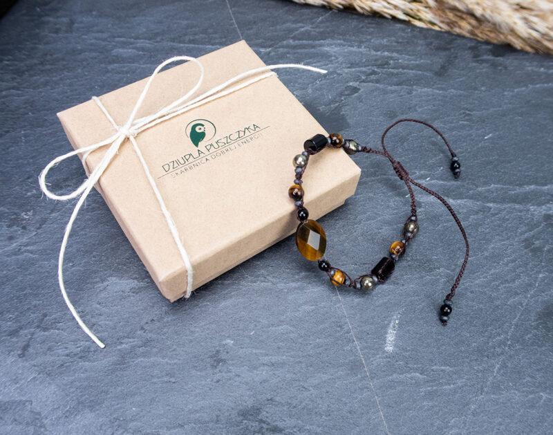 ekologiczna biżuteria naturalna