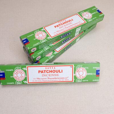 indyjskie kadzidło patchouli