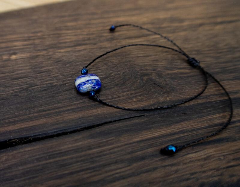 biżuteria lapis lazuli