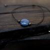 bransoletka dumortieryt niebieski kamień