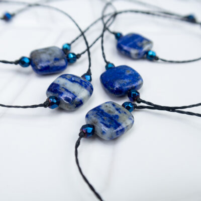 bransoletki lapis lazuli