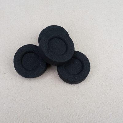 Węgielki trybularzowe duże 40mm 10szt