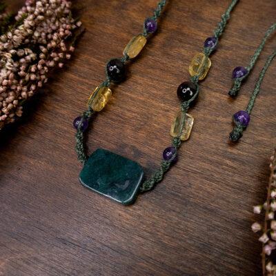 bizuteria mocy amulet na pieniadze