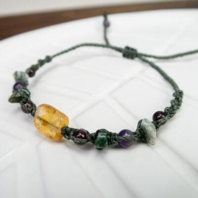 biżuteria-mocy-leśna-bransoletka