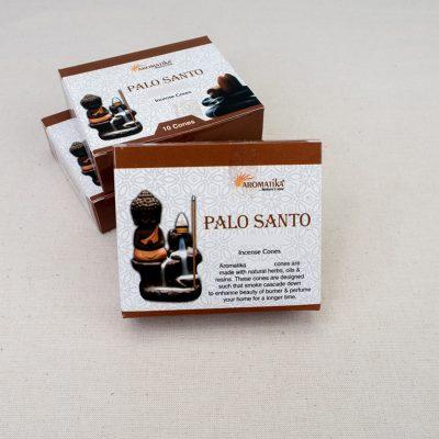Kadzidła typu ciężki dym Aromatika Palo Santo